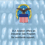 DLA refrigerants, DLA Aviation Industrial Gas program, DLA compressed gases, CONUS Industrial Gas Support Program, DLA prime contractor, National Stock Number (NSN)