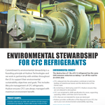 Environmental Stewardship for CFC refrigerants