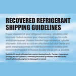 R-22, R-22  phase-out, Reclaimed R-22, buyback used R-22, recovered R-22, Clean Exchange, wholesaler reclaimed refrigerants,  R-22 reclaim, R-22 buyback, R-22 recovery, Refrigerant shipping