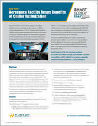 Aerospace Facility Reaps Benefits of Chiller Optimization