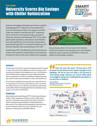 University Scores Big Savings with Chiller Optimization