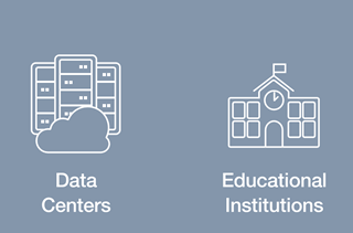 Data Centers and Educational Institutions