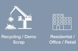 Recycling & Demo Scrap and Residential, Office & Retail